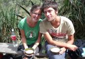 Barbora a Matěj Čuhelovi